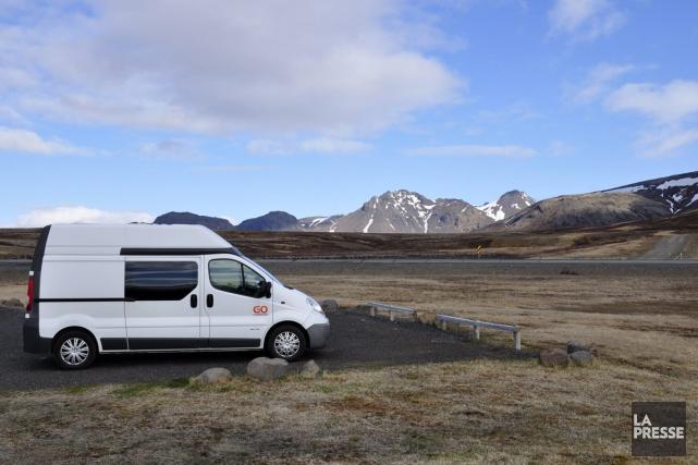 Unroadtripen Islande n'est pas qu'une simple promenade du dimanche.... (PHOTO STÉPHANIE MORIN, LA PRESSE)