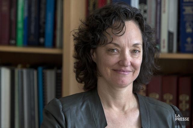 Diane Boivin estprofesseure au département de psychiatrie de... (PHOTO ROBERT SKINNER, LA PRESSE)