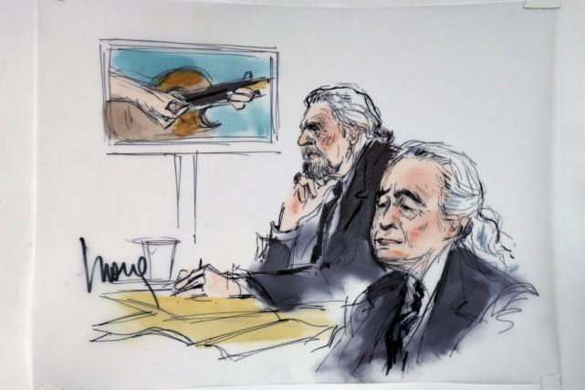 Le chanteur Robert Plant etle guitariste Jimmy Page,compositeurs... (Image Mona Edwards, REUTERS)