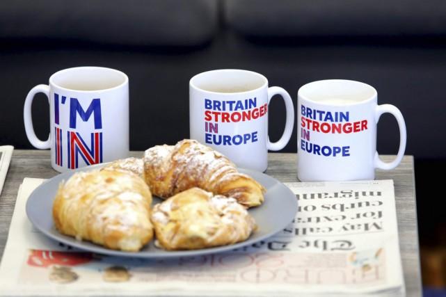 Une décision des Britanniques le 23 juin de... (PHOTO GARETH FULLER, AFP)