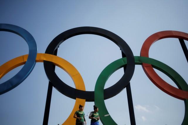 Les Jeux olympiques d'été 2016 auront lieu à... (PHOTO Nacho Doce, REUTERS)