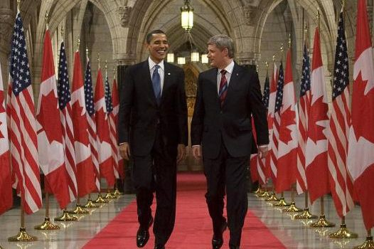 Barack Obama sera de retour dans la capitale... (Archives, La Presse Canadienne)