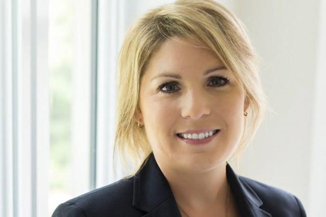 Martine St-Germain succédera à Julie Bourdon à la... (fournie par les Cuisines collectives de la Montérégie)