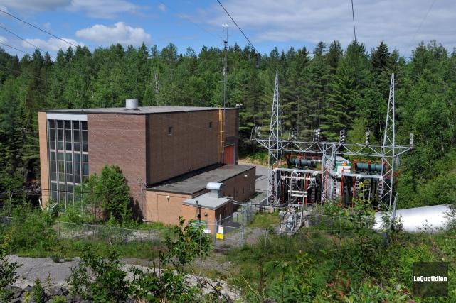 Mardi après-midi, des employés d'Hydro-Saguenay ont constaté que... (Archives, Le Quotidien)