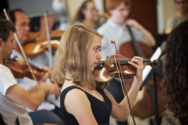 Parmi les musiciens qui se produiront demain surla... (PhotoAndré Pichette, La Presse)