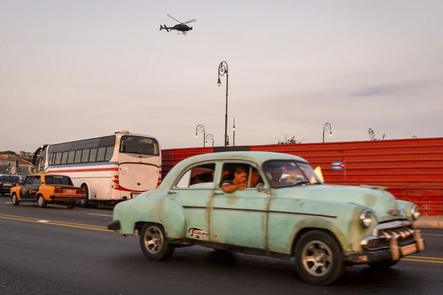 Le tournage du prochain opus de Fast and... (Agence France-Presse)