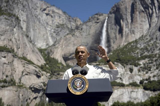Depuis 2009, le président américain Barack Obama a... (AP, Jacquelyn Martin)