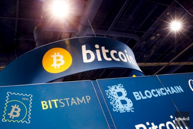 En 2014, le Bitcoin avait été dévalorisé en... (Photothèque Le Soleil)