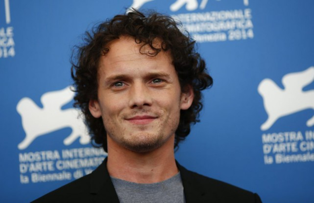 Anton Yelchin à la Mostra de Venise en... (PHOTO ARCHIVES REUTERS)