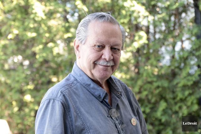 Après plus de 25 années à la présidence du conseil d'administration de la... (Etienne Ranger, LeDroit)