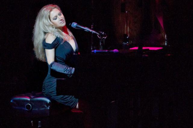 Rieuse, sensuelle,Eliane Elias a joué la plus grande... (Daniel Azoulay)