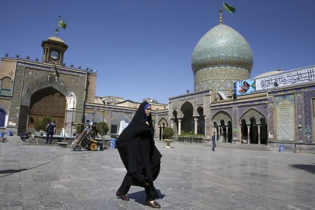 Les grandes villes iraniennes sont généralement sûres et... (Photo Vahid Salem, AP)