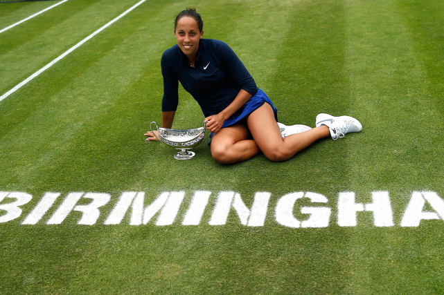 L'Américaine Madison Keys a remporté le tournoi de... (Photo Andrew Couldridge, Reuters)