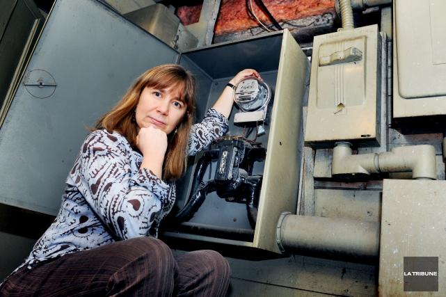 Sylvie Bonin, coordonnatrice de l'ACEF... (Archives, La Tribune)
