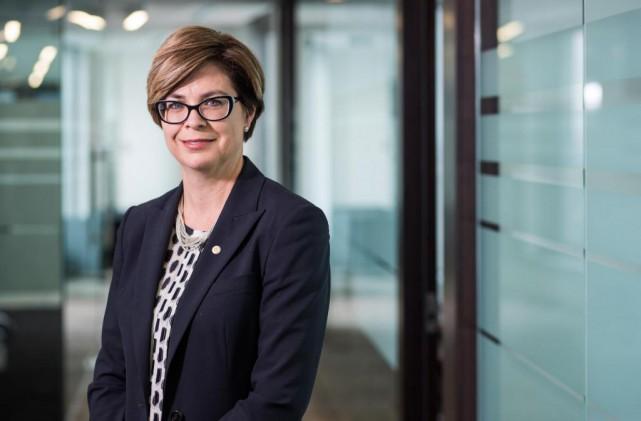 Sylvie Marois, vice-présidente et directrice générale, BMO Banque... (photo hugo-sébastien aubert, la presse)