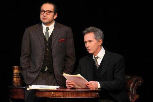 Patrick Timsit et Thierry Lhermitte incarnent dans Inconnu... (photoVictor Tonelli, fournie par la production)