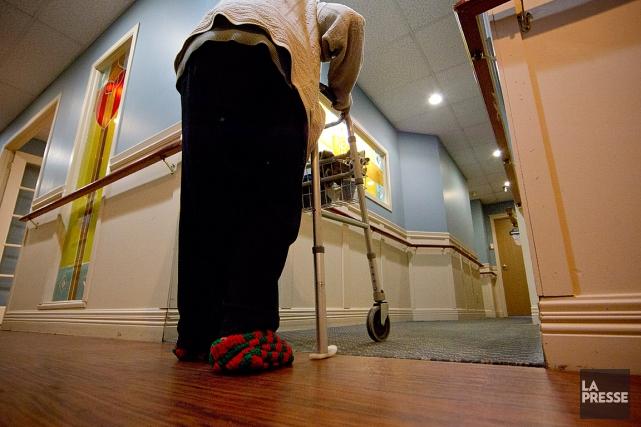 Des médecins canadiens réclament du gouvernement fédéral un meilleur... (PHOTO IVANOH DEMERS, ARCHIVES LA PRESSE)