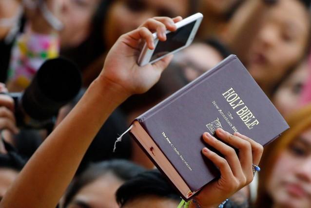 «Ce qui différencie un extrémiste et un modéré... (PHOTOStefano Rellandini, ARCHIVES REUTERS)