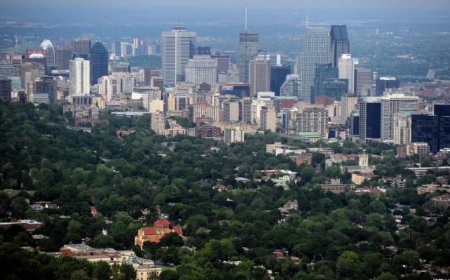 «La performance économique décevante de Montréal montre qu'elle... (Photo Bernard Brault, archives La Presse)