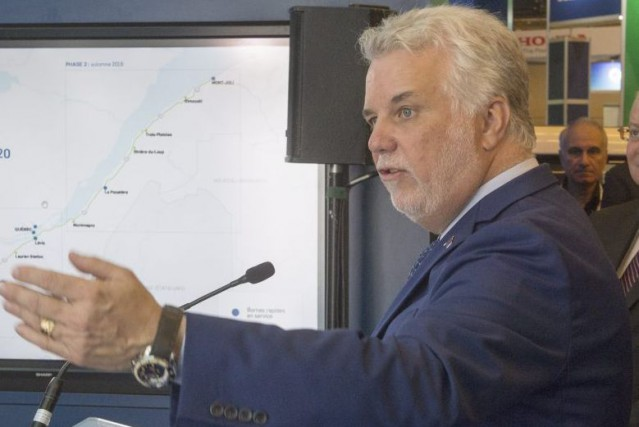 Philippe Couillard... (Photo Ryan Remiorz, La Presse Canadienne)