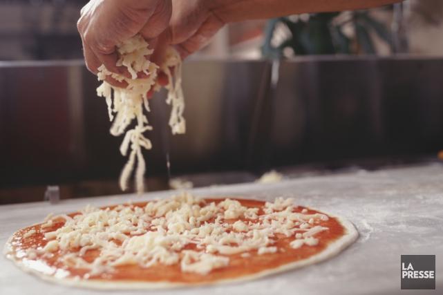 Une Terre-Neuvienne en colère a appelé le 911 pour se plaindre que sa pizza... (Photo archives Thinkstock)