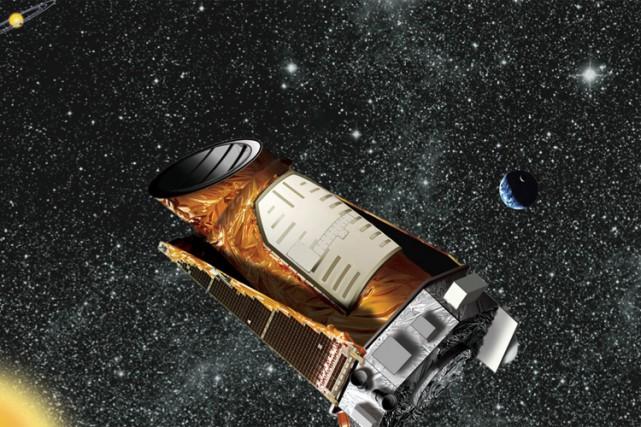 La planète K2-33b a été détectée pour la... (ARCHIVES REUTERS)