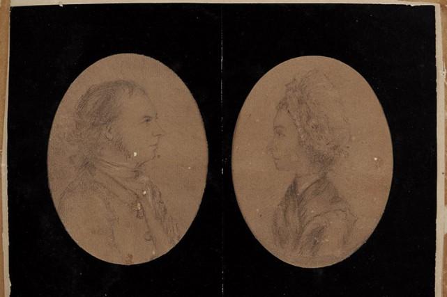 John André a représenté, en 1776,le maire d'Albany... (PHOTO AP)