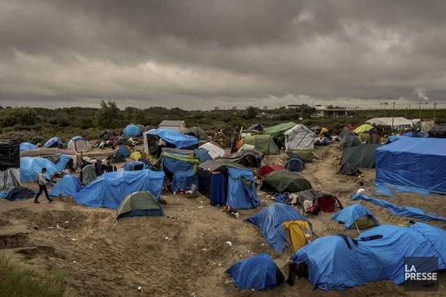 Début juin, des associations d'aide aux réfugiés estimaient... (AFP, Philippe Huguen)