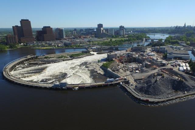 Hydro Ottawa vient de conclure une entente avec Hydro-Québec pour l'achat de la... (Courtoisie)