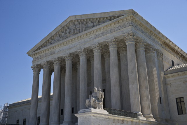 La Cour suprême des États-Unis a refusé d'invalider... (photo Archives La Presse Canadienne)