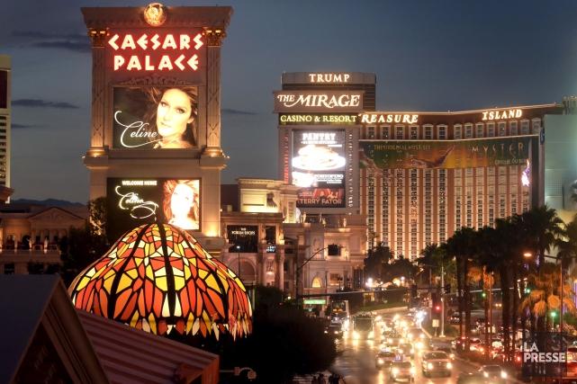 Au début des années 1990, Las Vegas misait... (Archives, La Presse)