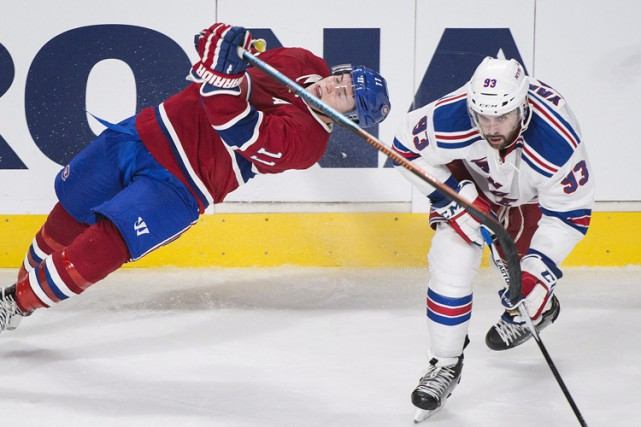 Keith Yandle au Centre Bell en octobre dernier.... (ARCHIVES PC)