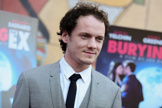 Anton Yelchin... (PHOTO AP)