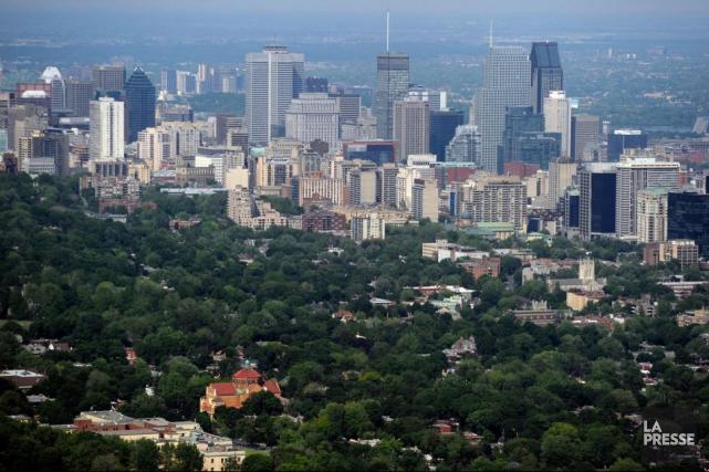 Montréal... (Archives La Presse, Bernard Brault)
