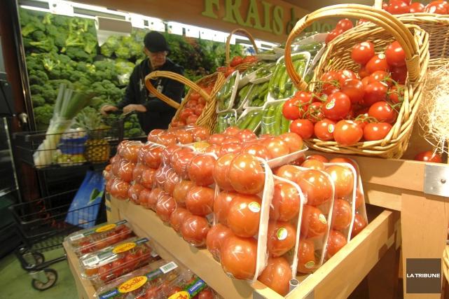 De manière générale, les Canadiens ne pensent pas à la fraude alimentaire, et... (Archives, La Tribune)