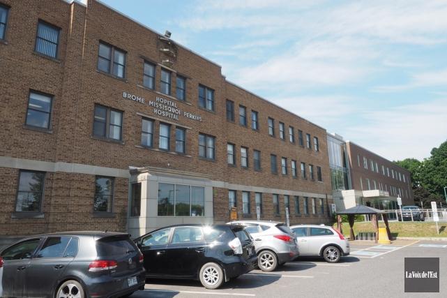 La relocalisation du service d'oncologie de l'hôpital Brome-Missisquoi... (Alain Dion, La Voix de l'Est)