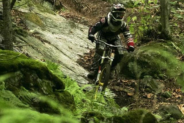 Le Dirt Camp situé à Bromont est le... (Tirée du www.dirtcamp.ca)