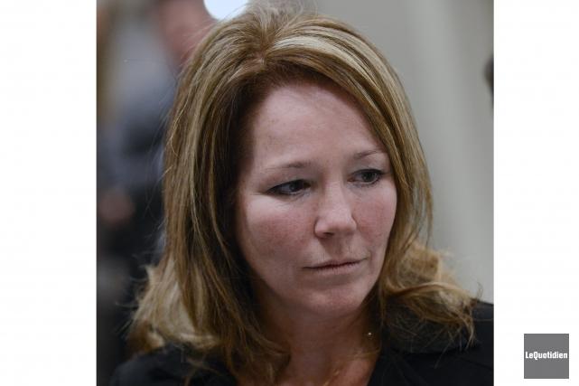 Lynn Brie, porte-parole de l'APTS pour la région,... (Archives Le Quotidien, Jeannot Lévesque)