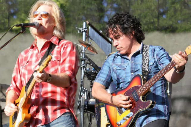 Daryl Hall & John Oates du duo Hall & Oates... (fournie par evenko)