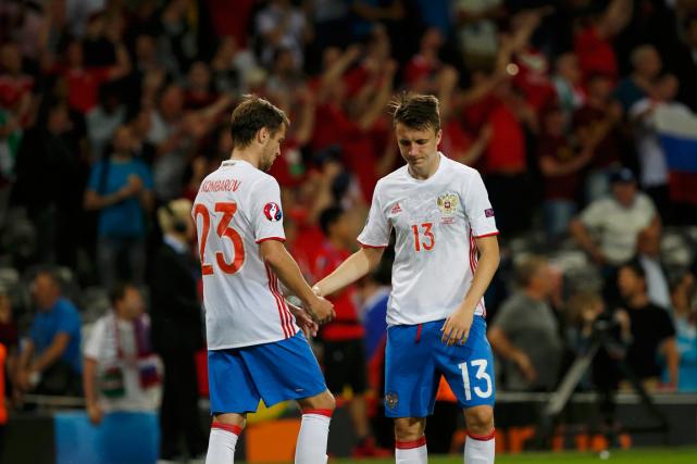 La Russie a subi une cuisante défaite de... (Photo Sergio Perez, Reuters)