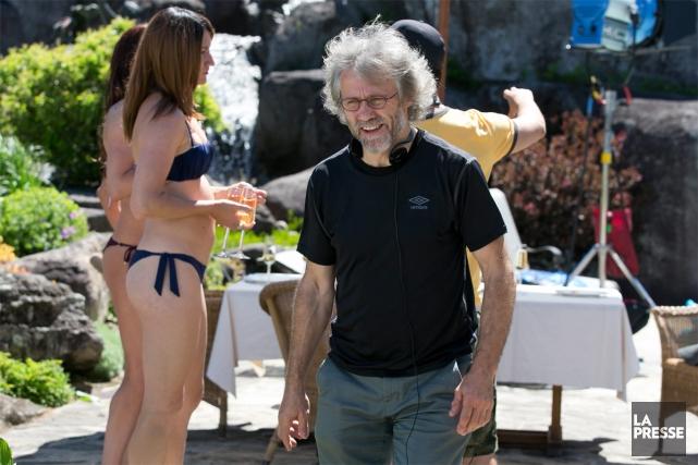 Jean-François Pouliot, réalisateur deVotez Bougon.... (PHOTO FRANÇOIS ROY, LA PRESSE)