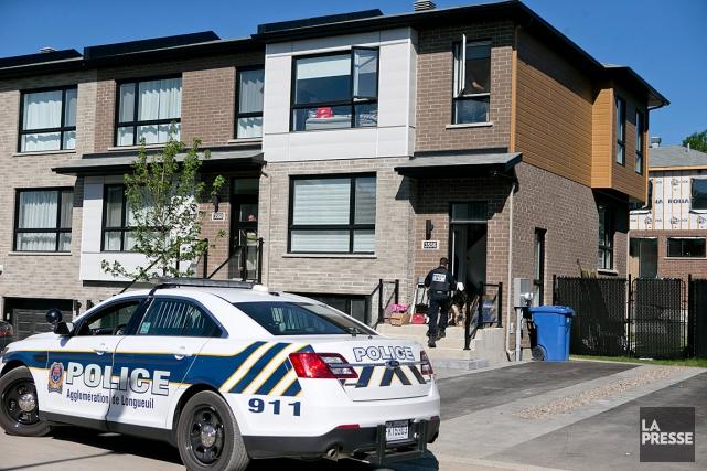 Une dizaine d'arrestations avaient été faites vers 7h... (PHOTO DAVID BOILY, LA PRESSE)
