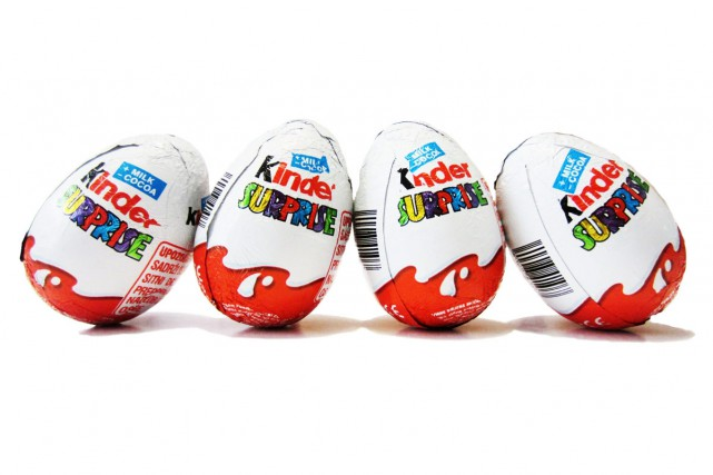 Le Kinder Surprise? Interdit. La boîte pour enfants «Happy meal» de... (PHOTO TIRÉE DE GOOGLE IMAGES)