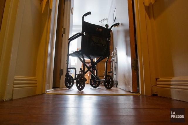 Bien qu'il s'agisse de résidences privées pour personnes... (PHOTO IVANOH DEMERS, ARCHIVES LA PRESSE)