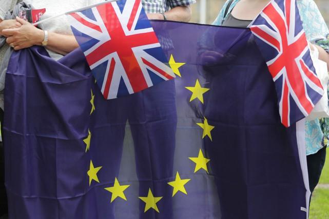 Quel que soit le choix des Britanniques jeudi,... (PHOTO Daniel Leal-Olivas, AFP)