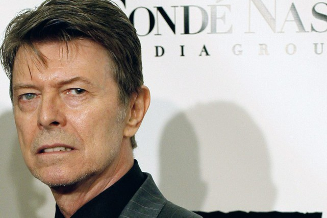 David Bowie en octobre 2007.... (PHOTO ARCHIVES AP)