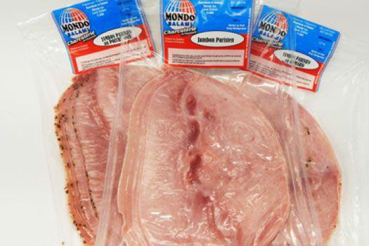 Les personnes souffrant d'allergie alimentaire doivent prendre garde avant de... (Photo site web Mondo Salami)