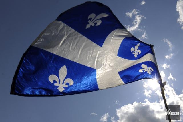 Je constate qu'il y en a pour qui la Fête nationale du Québec ne rime à rien ou... (PHOTO: ARCHIVES LA PRESSE)