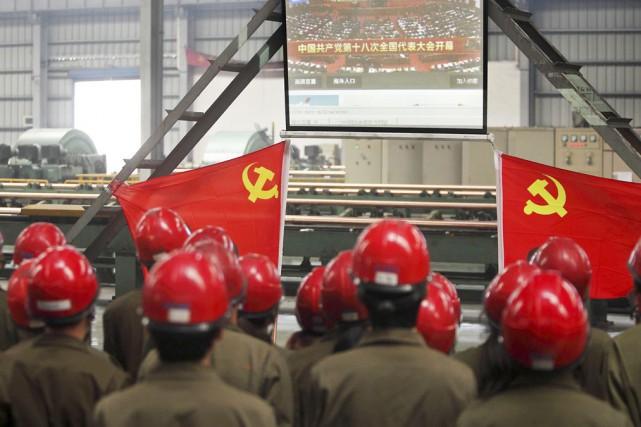 Le nombre de personnes en activité devrait passer... (AFP)