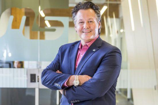 Le président de MS Solutions, Maxime Dion... (Fournie par MS Solutions)